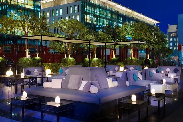 Taste of dubai no 5 lounge bar yeh desi girl for The terrace lounge menu