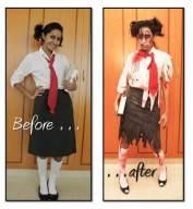 Zombie schoolgirl (4)