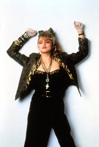 Ultimate 80s style icon: Madonna!